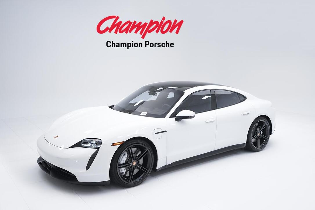 2021 Porsche Taycan 4S Pompano Beach FL