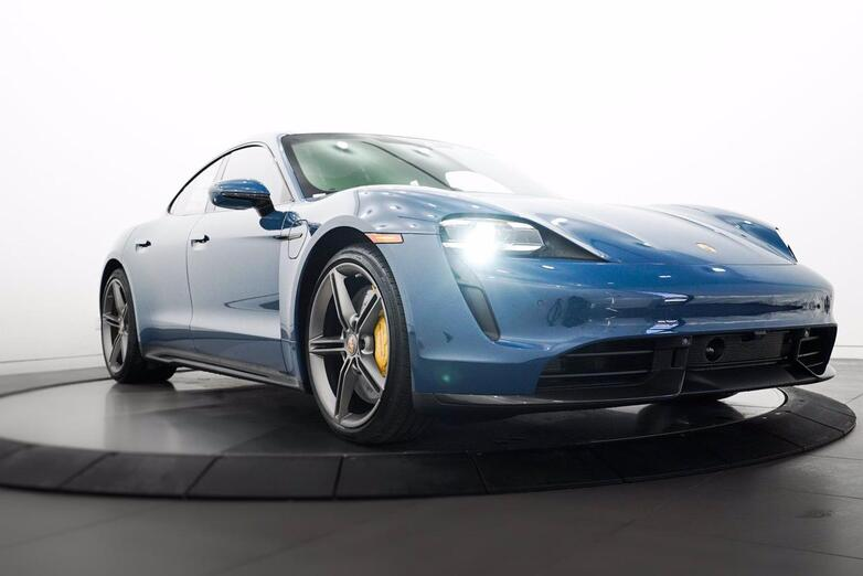 2021 Porsche Taycan Turbo S Highland Park IL