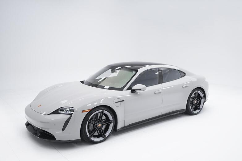 2021 Porsche Taycan Turbo S Pompano Beach FL