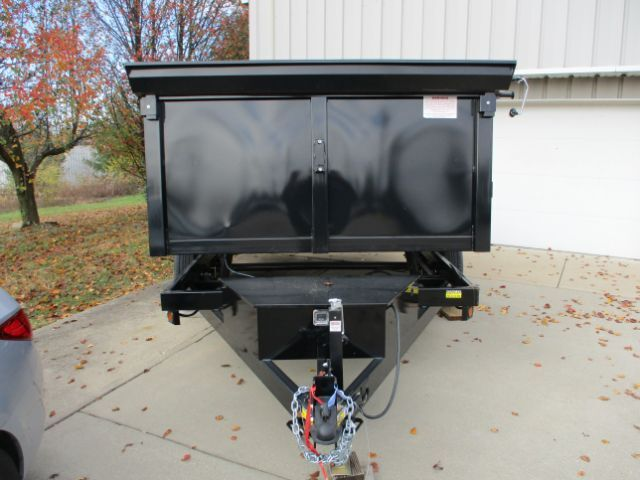 2021 Quality Steel Dump Trailer 12'' -