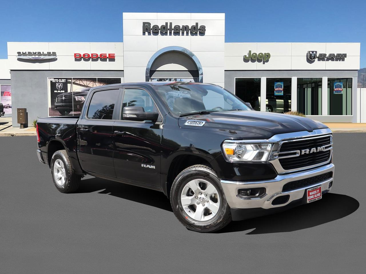 2021 Ram 1500 BIG HORN CREW CAB 4X2 5'7 BOX Redlands CA