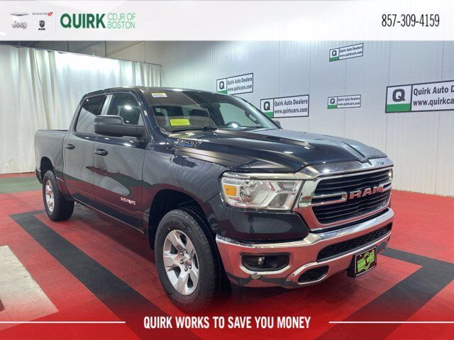 "2021 Ram 1500 Big Horn 4x4 Crew Cab 5'7"" Box Boston MA"