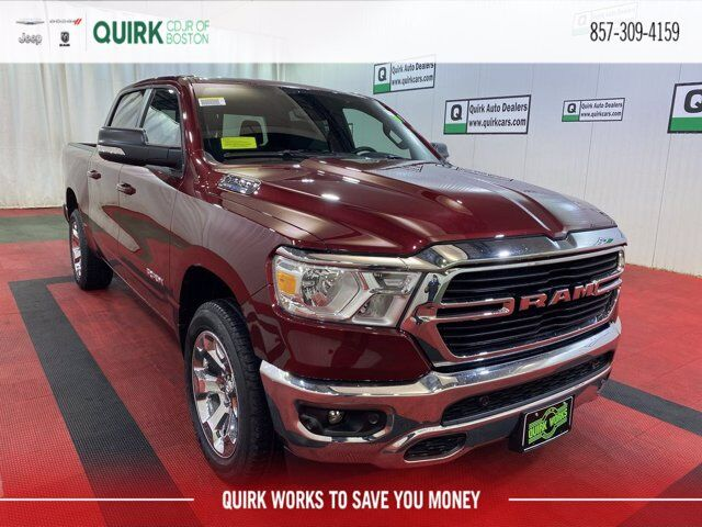 2021 Ram 1500 BIG HORN CREW CAB 4X4 5'7 BOX Boston MA