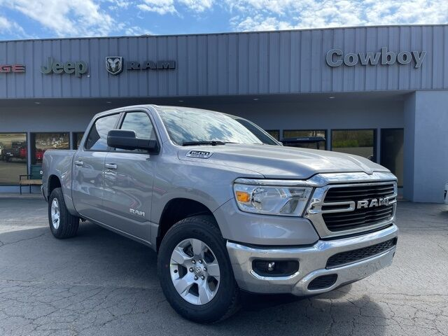 2021 Ram 1500 BIG HORN CREW CAB 4X4 5'7 BOX Clinton AR