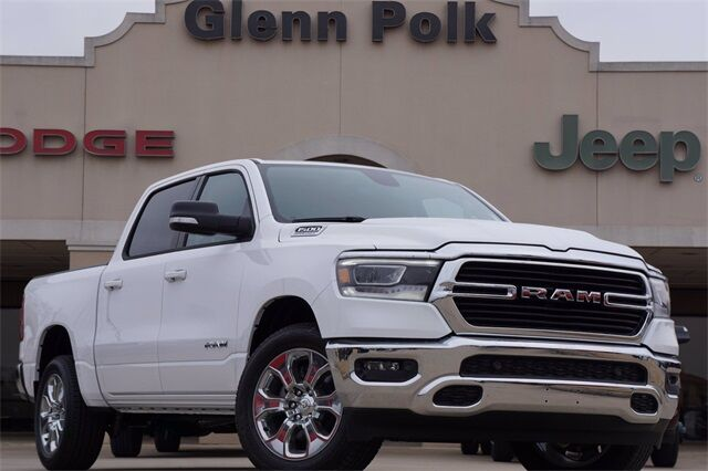 2021 Ram 1500 BIG HORN CREW CAB 4X4 5'7 BOX Gainesville TX
