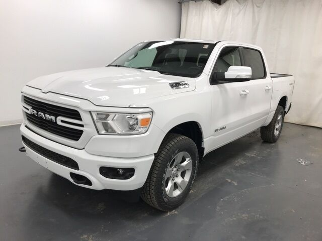 2021 Ram 1500 BIG HORN CREW CAB 4X4 5'7 BOX Holland MI