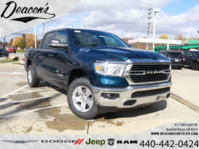 2021 Ram 1500 BIG HORN CREW CAB 4X4 5'7 BOX Mayfield Village OH