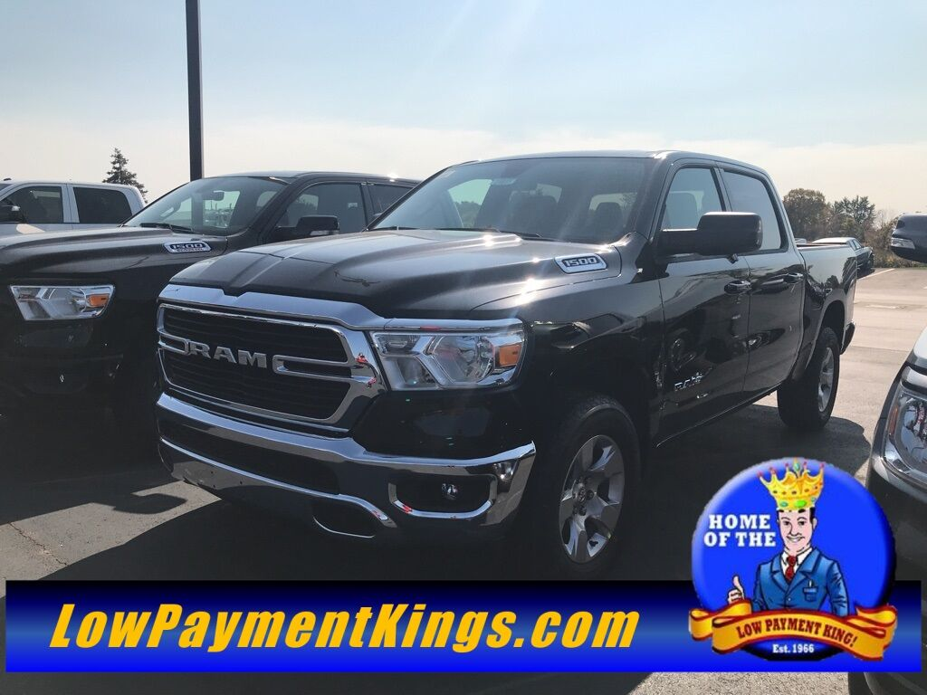 2021 Ram 1500 BIG HORN CREW CAB 4X4 5'7 BOX Shelby OH