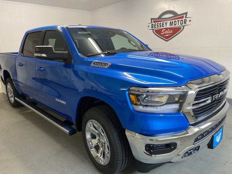 2021 Ram 1500 BIG HORN CREW CAB 4X4 5'7 BOX South Paris ME