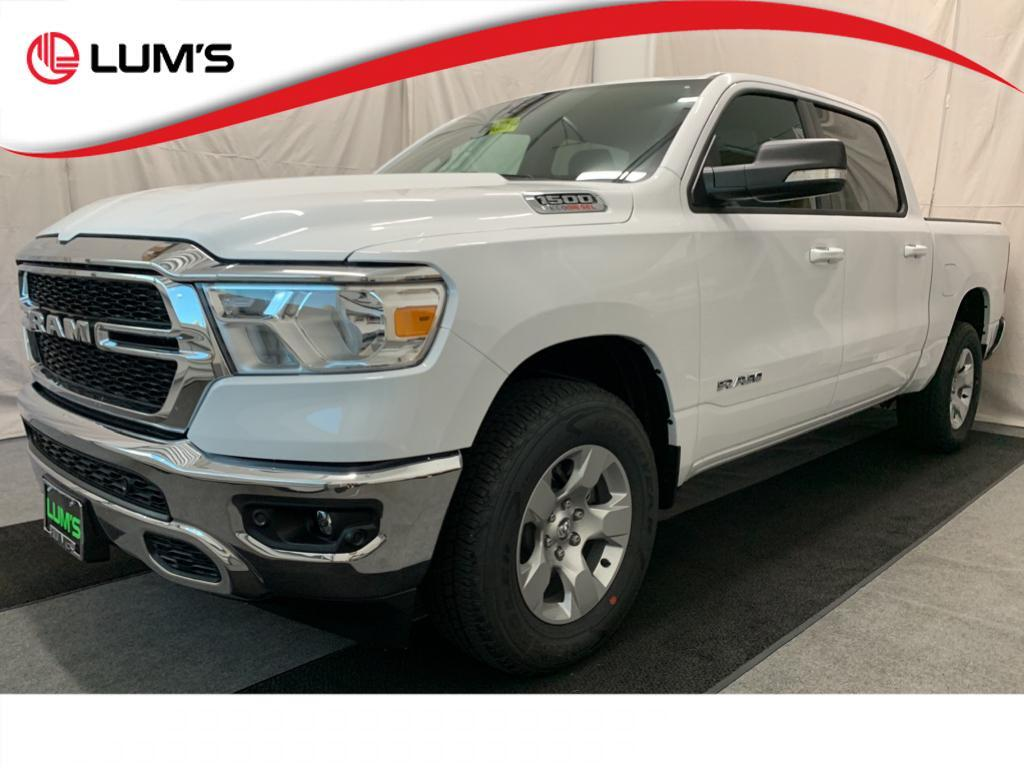 2021 Ram 1500 BIG HORN CREW CAB 4X4 5'7 BOX Warrenton OR