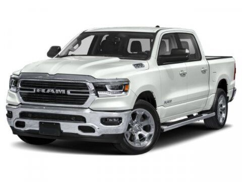 2021 Ram 1500 BIG HORN CREW CAB 4X4 6'4 BOX Albany OR