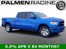 2021 Ram 1500 BIG HORN CREW CAB 4X4 6'4 BOX