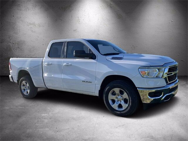 2021 Ram 1500 BIG HORN QUAD CAB 4X2 6'4 BOX Lake Wales FL