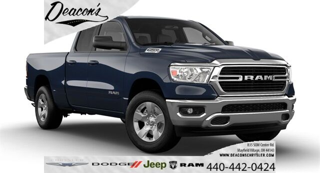 2021 Ram 1500 BIG HORN QUAD CAB 4X4 6'4 BOX Mayfield Village OH
