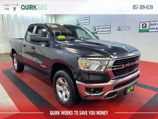 2021 Ram 1500 BIG HORN QUAD CAB 4X4 6'4 BOX Boston MA