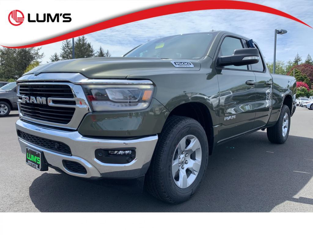2021 Ram 1500 BIG HORN QUAD CAB 4X4 6'4 BOX Warrenton OR