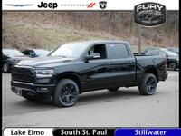 Ram 1500 Big Horn 4x4 Crew Cab 5'7 Box 2021