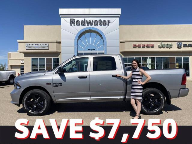 2021 Ram 1500 Classic Express Night Edition Redwater AB