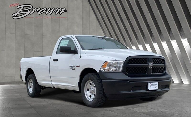 2021 Ram 1500 Classic TRADESMAN REGULAR CAB 4X2 8' BOX Granbury TX