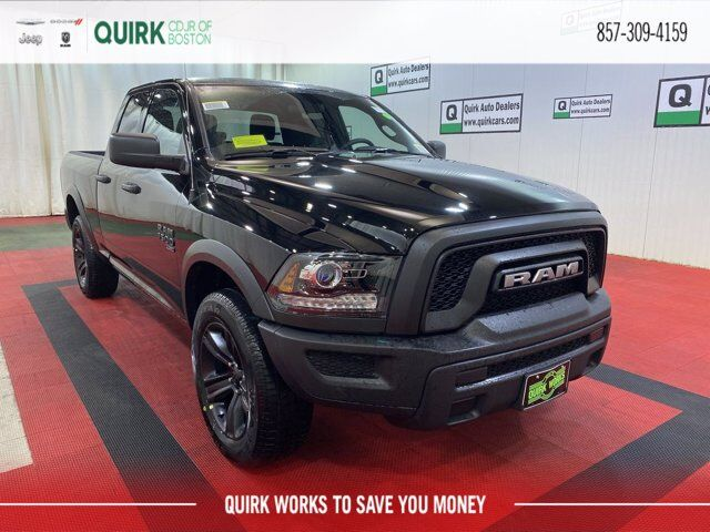 "2021 Ram 1500 Classic Warlock 4x4 Quad Cab 6'4"" Box Boston MA"