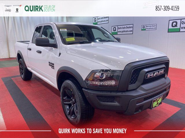2021 Ram 1500 Classic WARLOCK QUAD CAB 4X4 6'4 BOX Boston MA
