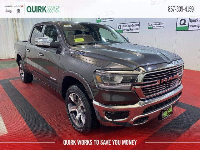 2021 Ram 1500 LARAMIE CREW CAB 4X4 5'7 BOX Boston MA