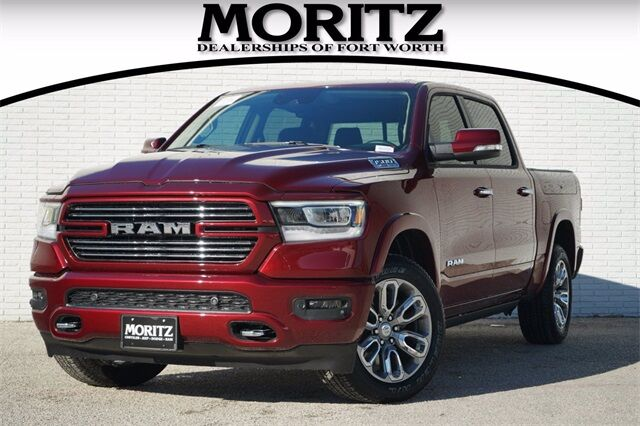 2021 Ram 1500 LARAMIE CREW CAB 4X4 5'7 BOX Fort Worth TX