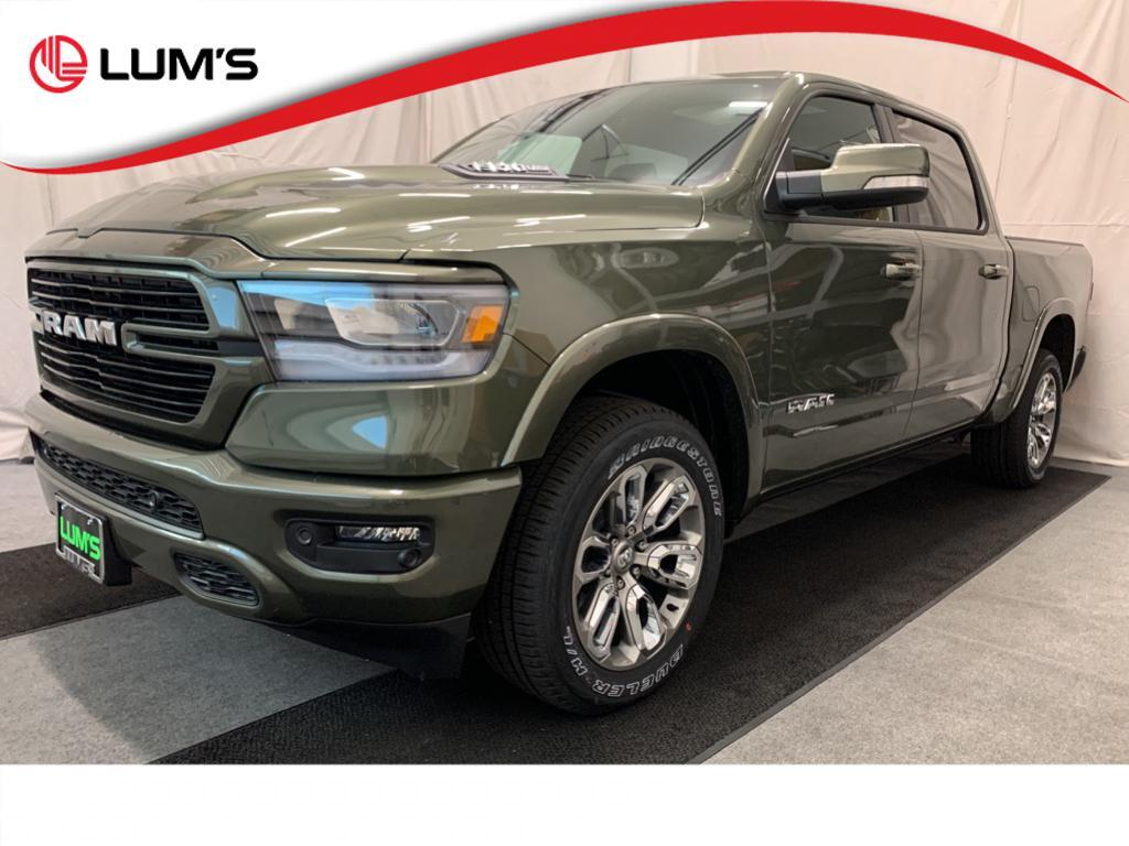 2021 Ram 1500 LARAMIE CREW CAB 4X4 5'7 BOX Warrenton OR