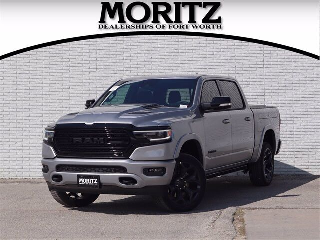 2021 Ram 1500 LIMITED CREW CAB 4X4 5'7 BOX Fort Worth TX