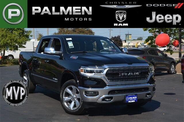 2021 Ram 1500 LIMITED CREW CAB 4X4 5'7 BOX Racine WI
