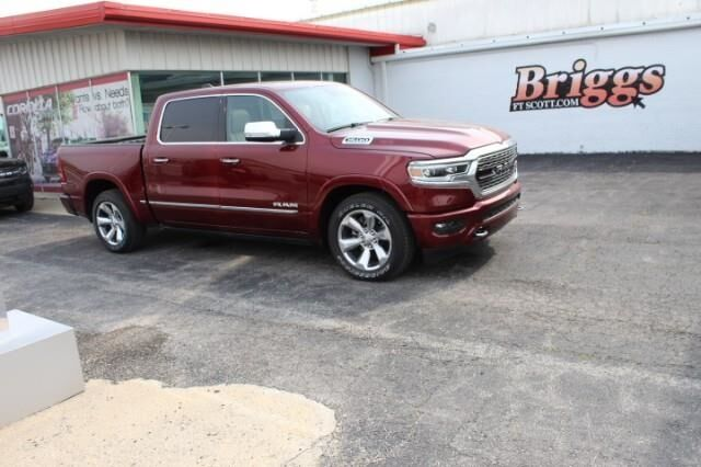 2021 Ram 1500 LIMITED CREW CAB 4X4 5'7 BOX Fort Scott KS