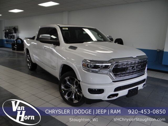 2021 Ram 1500 LIMITED CREW CAB 4X4 5'7 BOX Stoughton WI
