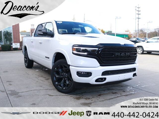 2021 Ram 1500 LIMITED CREW CAB 4X4 5'7 BOX Mayfield Village OH
