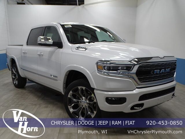 2021 Ram 1500 LIMITED CREW CAB 4X4 5'7 BOX Plymouth WI