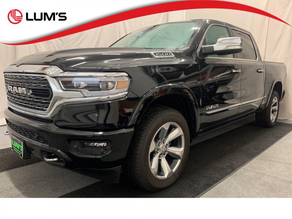2021 Ram 1500 LIMITED CREW CAB 4X4 5'7 BOX Warrenton OR