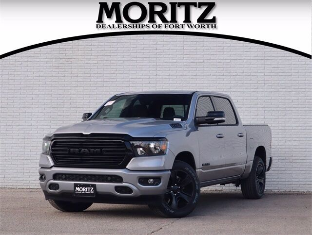 2021 Ram 1500 LONE STAR CREW CAB 4X2 5'7 BOX Fort Worth TX