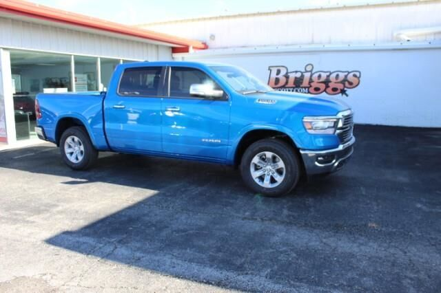 2021 Ram 1500 Laramie 4x4 Crew Cab 5'7 Box Fort Scott KS
