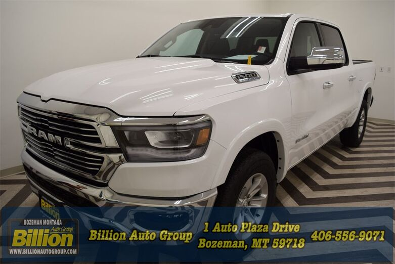 2021 Ram 1500 Laramie Bozeman MT