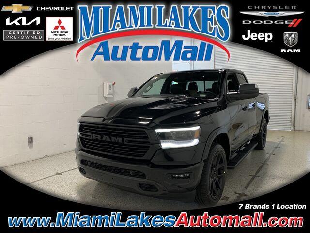 2021 Ram 1500 Laramie Miami Lakes FL