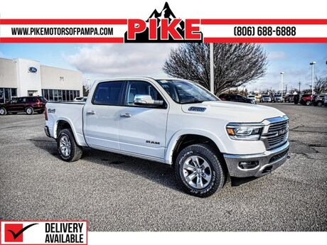 2021 Ram 1500 Laramie Pampa TX