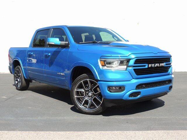 2021 Ram 1500 Laramie Raleigh NC