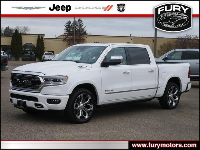 2021 Ram 1500 Limited 4x4 Crew Cab 5'7 Box Oak Park Heights MN