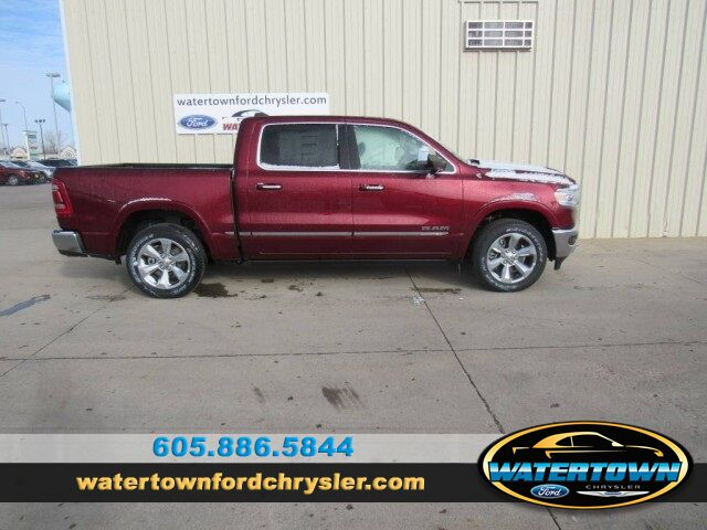 2021 Ram 1500 Limited Watertown SD