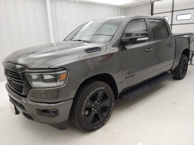 2021 Ram 1500 Lone Star 4x4 Crew Cab 5'7 Box Manhattan KS