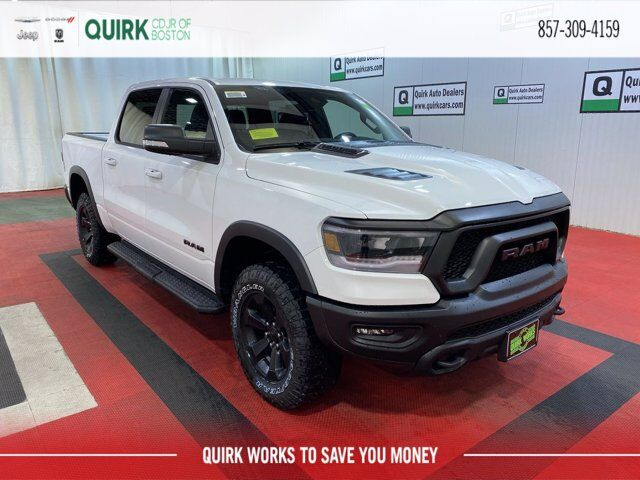 2021 Ram 1500 REBEL CREW CAB 4X4 5'7 BOX Boston MA