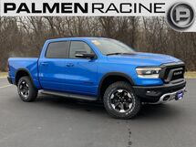 2021 Ram 1500 REBEL CREW CAB 4X4 5'7 BOX