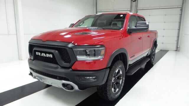 2021 Ram 1500 REBEL CREW CAB 4X4 5'7 BOX Topeka KS