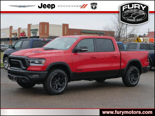 2021 Ram 1500 Rebel 4x4 Crew Cab 5'7 Box St. Paul MN