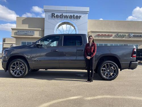 2021_Ram_1500_Sport_ Redwater AB