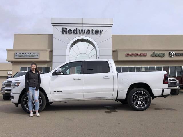 2021 Ram 1500 Sport Redwater AB